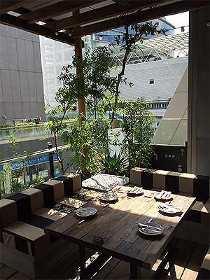 CHICAMA CAFE(二子玉川)